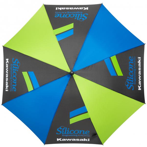 Regenschirm Kawasaki 144 cm Durchmesser Automatik Funktion Sonnenschirm