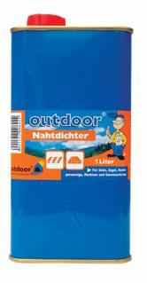 Outdoor Nahtdichter für Camping Zelt 1 L