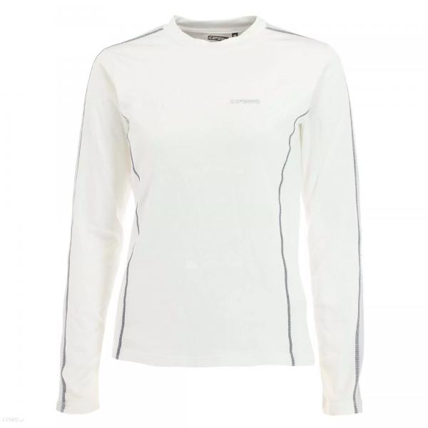 Icepeak Rosita Thermoshirt Damen weiß Unterhemd warm und Leicht Skiunterwäsche