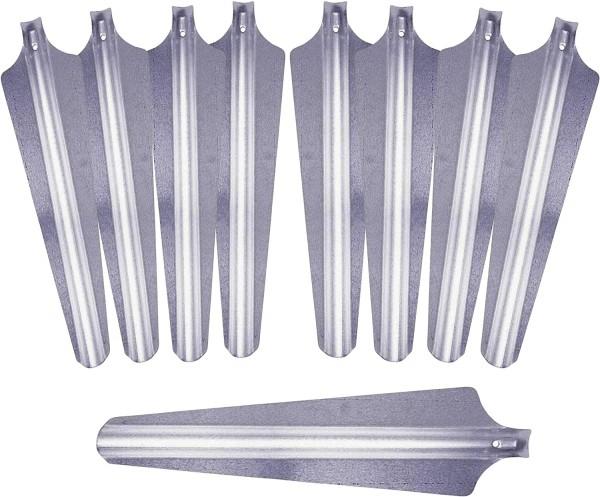 Norskskin 10 x Aluminium Schnee- und Sandhering Ultraleicht für Sand Strand Schnee