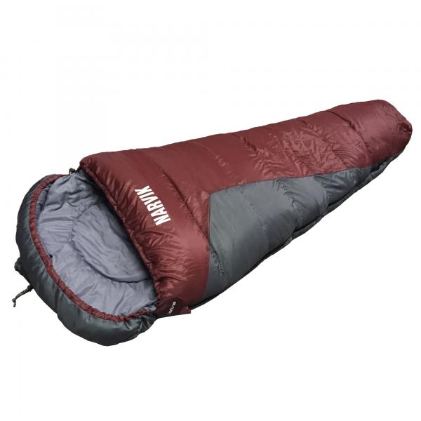 Mumienschlafsack Schlafsack -16°C Narvik Camping Trekking