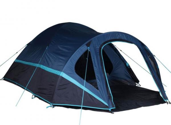 Zelt Avia 4 für vier Personen Kuppel-Zelt - 4000 mm Wassersäule Campingzelt Outdoor