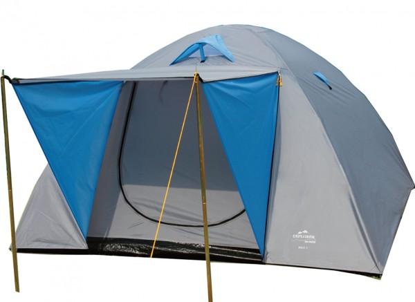 Zelt Iglu Zelt Doppeldach-Kuppelzelt für 2 bzw. 3 Personen