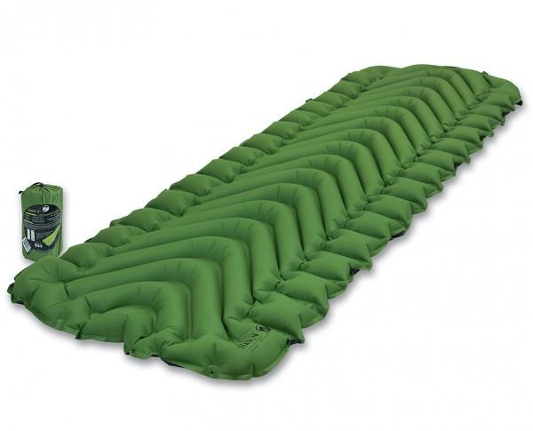 Klymit Isomatte Luftmatratze STATIC V Green Trekking Bett für Bike und Outdoor nur 530 Gram
