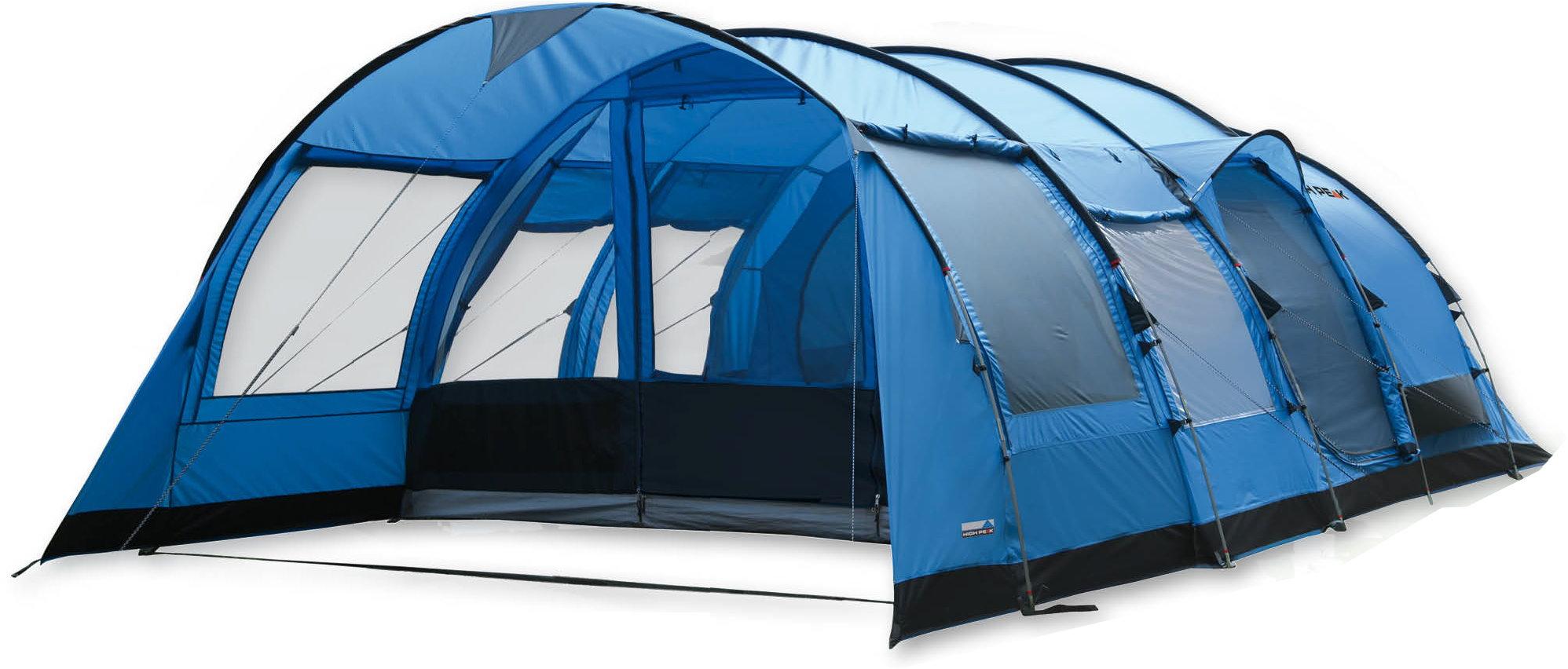 High Peak Moremi 6 6 Personen Zelt Wassersäule 4000 Mm Sport Breiden