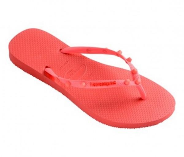 Zehentrenner - Havaianas Slim Candy Coral new Havaianas. Sommer Schuhe