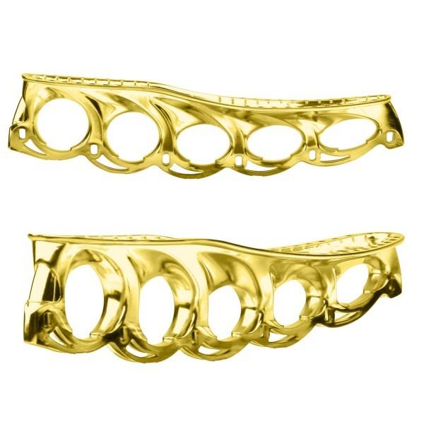 t-blade Holder metallic-gold für Schlittschuhe