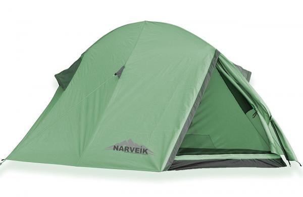 Norskskin Teltta 2 2 Personen Zelt Campingzelt 3000mm Wassersäule