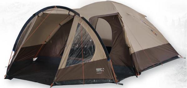 High Peak Mesos 4 4 Personen Zelt Wassersäule 4000 mm