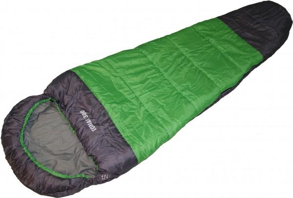 Schlafsack Kodiak Mumienschlafsack mit Wärmekragen