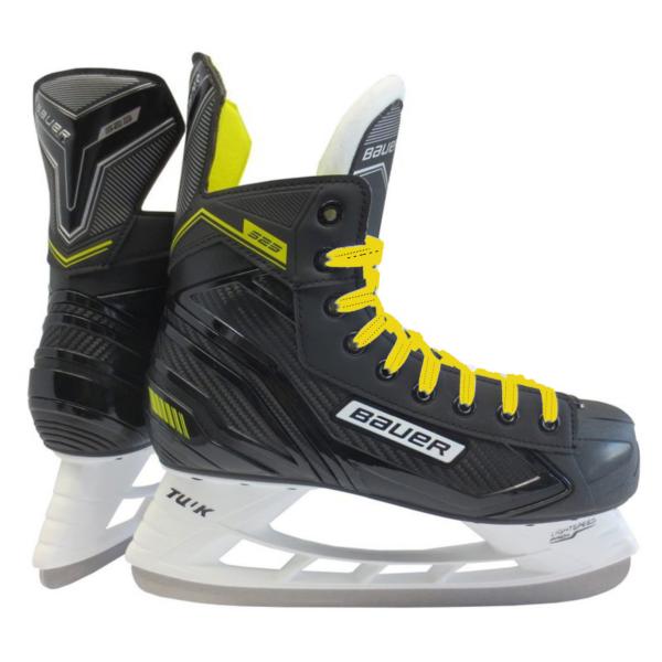 Bauer Schlittschuhe Supreme S23 Senior Eishockey Schuhe