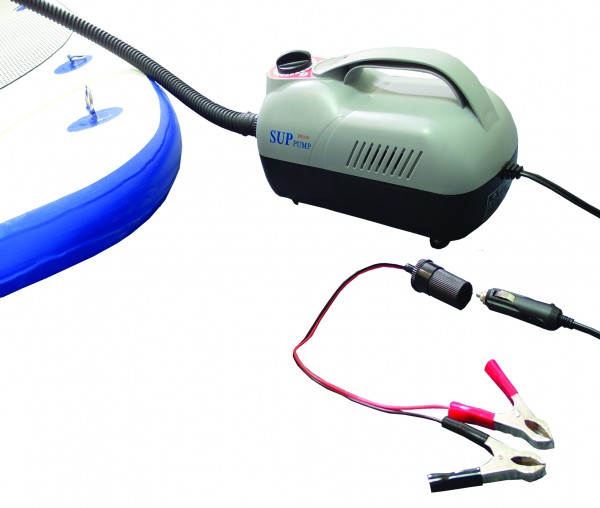 SUP-Pumpe 12V für Stand Up Paddle (bis 20 PSI)