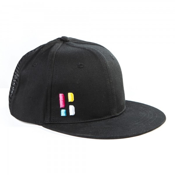 Poederbaas Cap für Damen und Herren - Baseball Kappe Mütze verstellbar stylisch und hochwertig als A