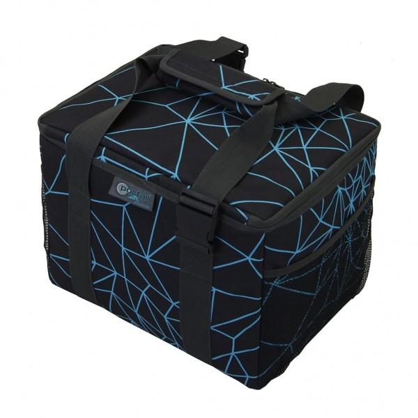 Kühltasche Aspen 36 L Faltbar mit Reißverschluss ohne Kühlakku mit Schultergurt