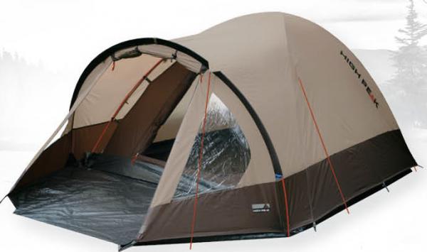 High Peak Talos 4 4 Personen Zelt Wassersäule 4000 mm