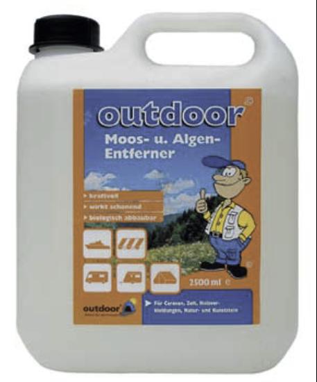 Outdoor Moos- und Algen-Entferner 2,50 Liter