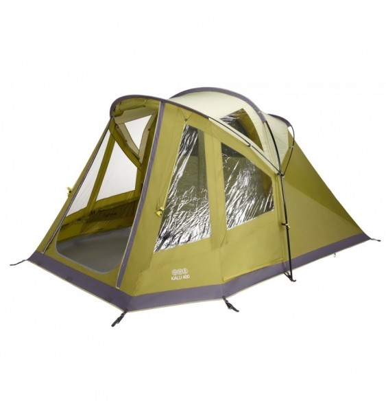 Vango Kalu V 400 4 Personen Zelt mit 4000 mm Wassersäule