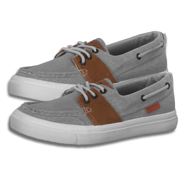 Lutha Damen Schuh Sneaker Grau VAPAA A.W.S. cool net Einlagen