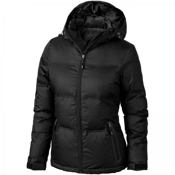 Damen Daunenjacke schwarz Superwarm Caledon Damen Winter Daunen-Jacke