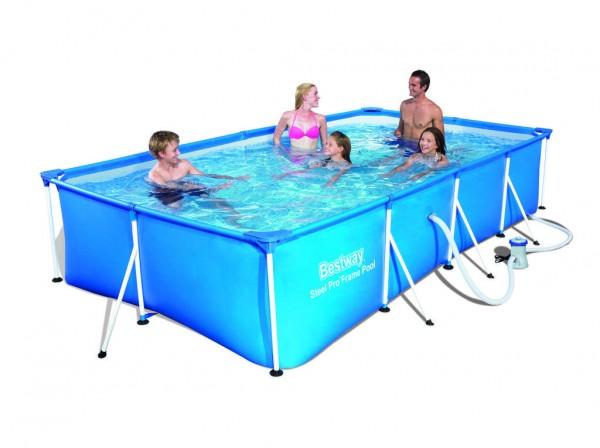 Bestway Splash Frame Pool Planschbecken bis 400 cm