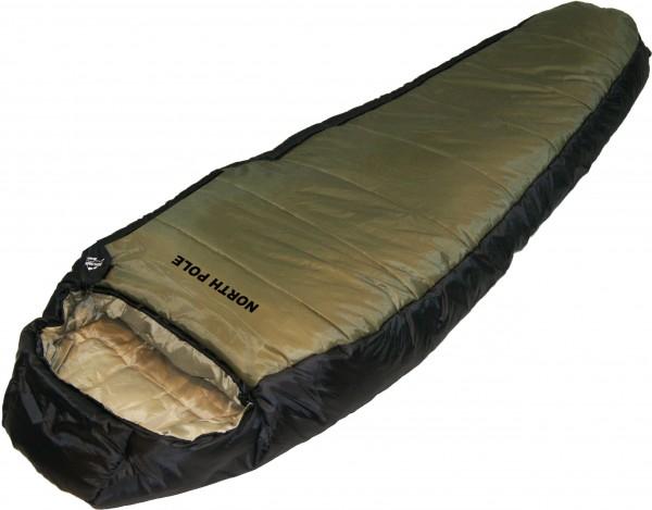 Schlafsack North Pole Explorer Mumienschlafsack Wasserdicht 2000 mm WS