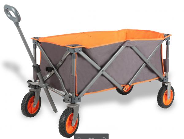 Bollerwagen Alf Transportwagen