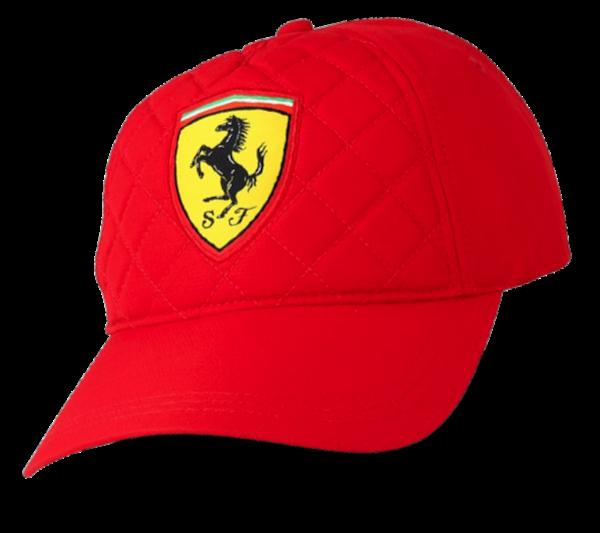 Scuderia Ferrari - SF Team Cap - Basecap - Formel 1 Schirmmütze Kappe