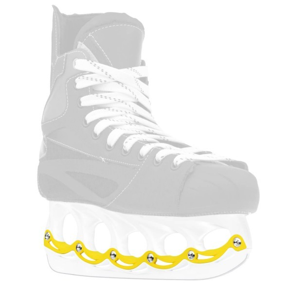 t-blade Stabilisator mit Schrauben tblade Stabi gelb