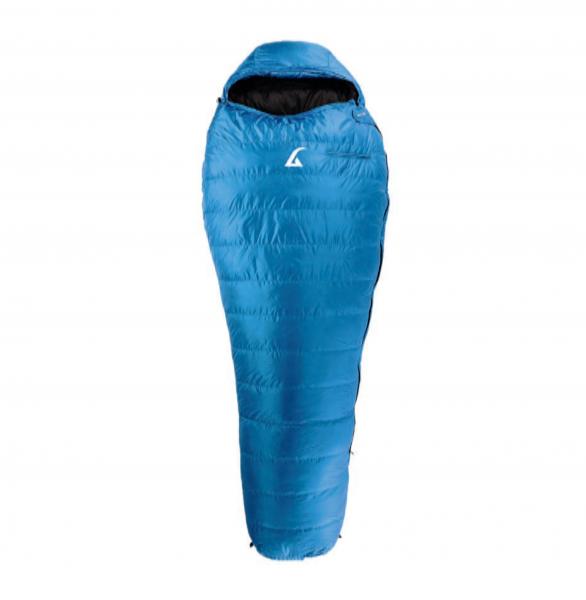 Daunen Schlafsack IBEX 500 Mumienschlafsack Extrem -14 Grad 990 Gramm