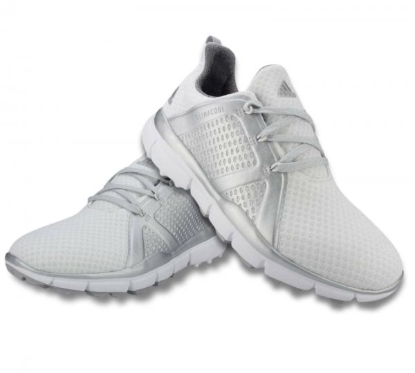 Adidas Climacool CAGE Sneaker Sport Schuhe Golfschuhe weiß Gr. 42 u. 42 2/3