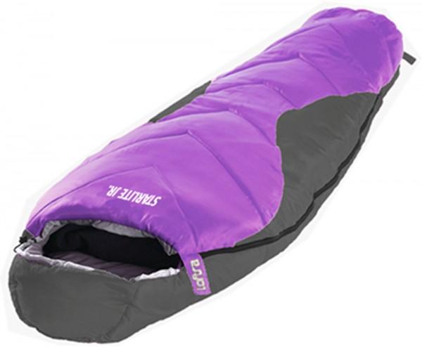 LOFTRA Kinder und Jugend Schlafsack Pink Mumienschlafsack 175x70cm