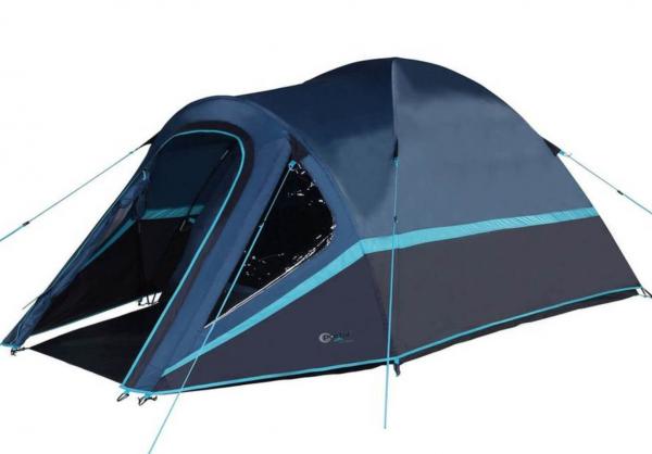 3 Personen Zelt 4000 mm Wassersäule